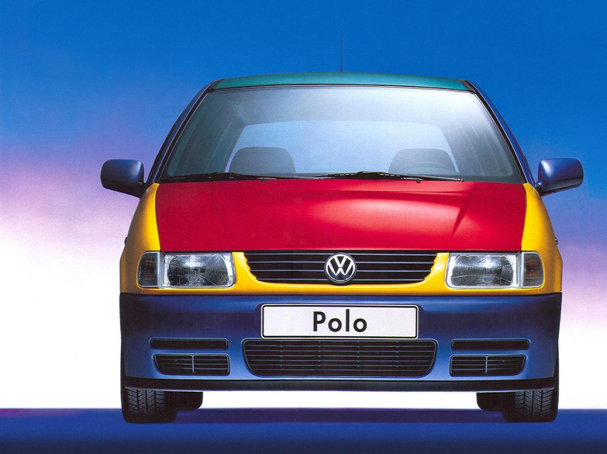 volkswagen polo harlequin 1995 burnenville. Black Bedroom Furniture Sets. Home Design Ideas